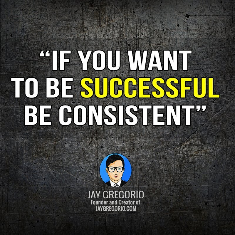 Small business marketing consistency
