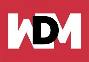 WDM logo (Web Design and Marketing)