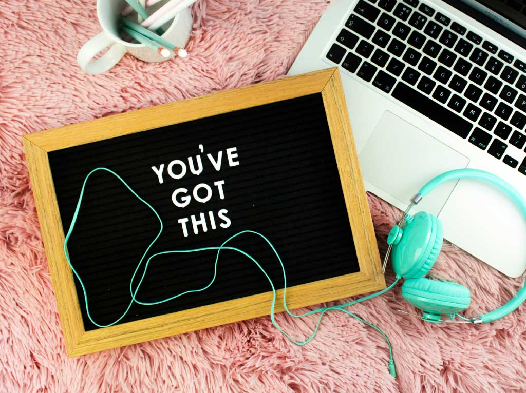 You got this - Small business marketing success